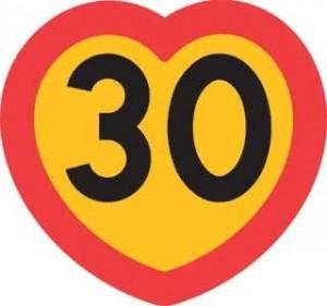 30 Dagars bloggande