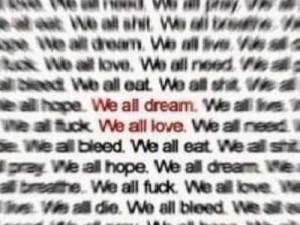 Drömmar å kärlek