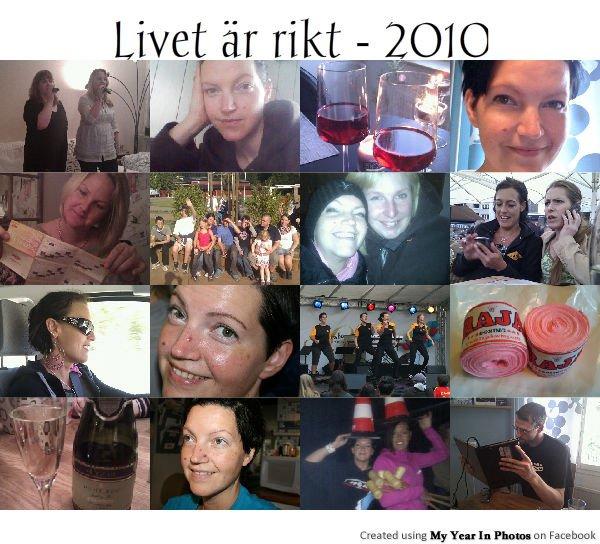 Mitt år i bilder från Facebook