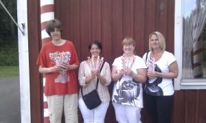 Min stora Lilla R, Jag, Eva & Jenny