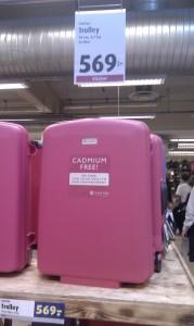 En grymt snygg resväska