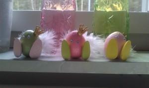 LillFisens söta äggisar