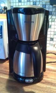 Fina kaffebryggaren
