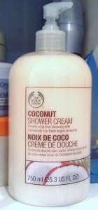 Coconut duschtvål