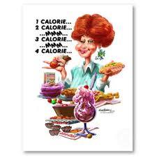 Räkna kalorier