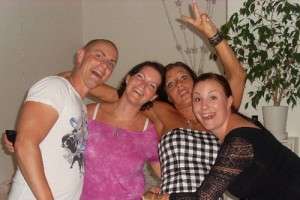 Snygga polare, Magnus, Tess, Inka & Lotta