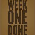1 vecka avklarad